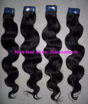 Remy hair extension brazilian human hair body wave