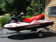 2009 Sea Doo Wake Pro 215HP Supercharged