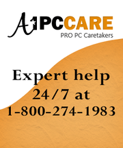 A1pcCare - Computer Technical support,  Virus Removal & Online PC