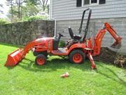 =$4, 275=2012 Kubota BX24 4WD TLB Diesel