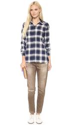 Audrey Boyfriend Rolled Jeans at Robecart