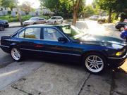 BMW 740 BMW 7-Series 4 Door