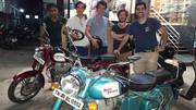 Rent Harely, Royal Enfield in Chennai