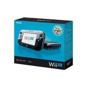 Nintendo Wii U 32 GB Deluxe Console System + Zombie U + Super Mario U