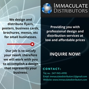 Immaculate Distributors Inc.
