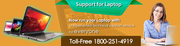 Laptop customer Support Services at Nominal Charges