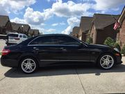 2012 Mercedes-Benz E-Class SPORTS PACKAGE