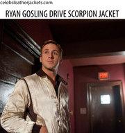 RYAN GOSLING DRIVE SCORPION JACKET