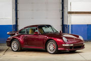 1998 Porsche 911Carrera 4S Coupe 2-Door