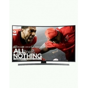Samsung Curved 55 Inch 4K Ultra HD Smart TV LED(2016 model)in Box FREE