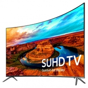SAMSUNG 65CURVED 4K SUHD LED TV UN65KS850DFXZA