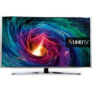 SAMSUNG SUHD UE48JS9000 Smart 3D 4k Ultra HD 48 Curved LED TV - Silve
