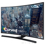 Samsung 4K UHD JU6700 Series Curved Smart TV