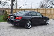 2011 BMW 7-Series Black