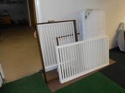 Babys Crib  w/mattress used maybe 10 times