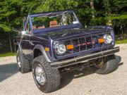 Ford Bronco 113 miles