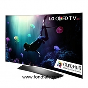 OLED65C6P Curved 65-Inch 4K Ultra HD Smart OLED TV