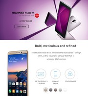 2016 Huawei Mate 9 128G- 4G LTE Android 7.0 KIRIN 960 Octa Core 6GB