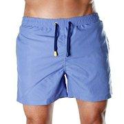 Durable Men's Blue Swim Trunks,  Shorts & Board Shorts