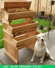 great gardening planters raised bed gardening system