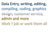 FREE Work at Home Jobs. Guaranteed Income (5042)