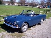 1964 Sunbeam Tiger Mark 1