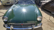 1964 MG MGBCHROME BUMBER