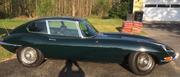 1968 Jaguar E-Type 1200 miles