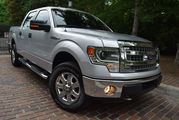 2014 Ford F-150 4WD  XLT-EDITION