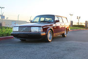 1993 Volvo 240Base Wagon 4-Door