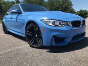 2015 BMW M3 7600 miles