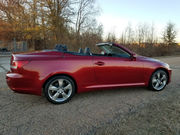 2010 Lexus IS C Convertible 2-Door