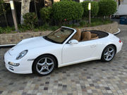 2007 Porsche 911 997 CABRIOLET