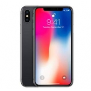 Apple iPhone X 256GB Space Gray --- 375$US