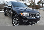 2015 Jeep Grand Cherokee 4WD LIMITED-EDITION(SUMMIT UPGRADE) Sport Uti