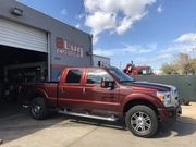 2015 Ford F-250 Platinum Crew Cab Pickup 4-Door