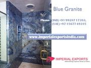 Supplier of Blue granite US Imperial Exports India