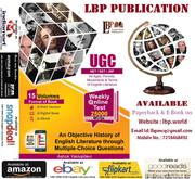 UGC NET/SET( JRF/LS) English Literature