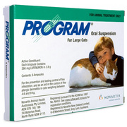 Program Oral Suspension | program oral suspension for cats |flea treat