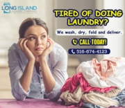 Don't like to visit the Laundry Physically? Let us Industrial Laundry