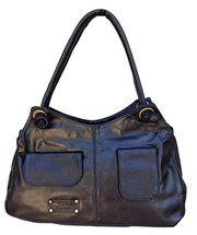 100% Calf Hide Leather Handbag From Argentina
