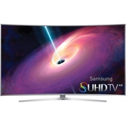 Samsung JS9500 Series 88 -Class 4K SUHD Smart 3D Curved LED TV