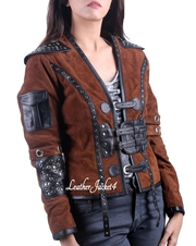 Eretria Leather Jacket