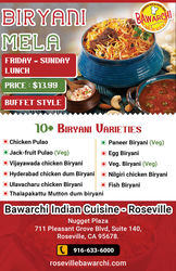 Have You Heard About The Greatest South Indian Restaurant In Roseville