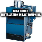 Best Boiler Installation In E.W. Tompkins