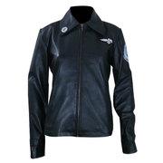 Kelly McGillis Top Gun Pilot Leather Jacket