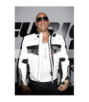 Fast And Furious 7 Vin Diesel Leather Jacket