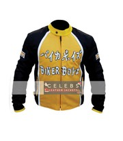 Biker Boyz Derek Luke (Kid) Motorcycle Jacket