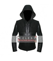 Arrow Oliver Queen (Stephen Amell) Green Jacket