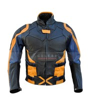 X Men Days Of Futrue Past Costume Leather Jacket